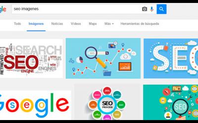 Como posicionar una imagen en Google
