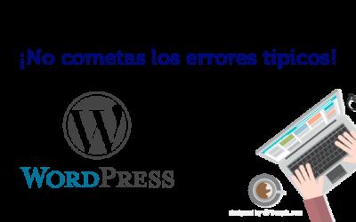 Crear un blog con WordPress: Consejos